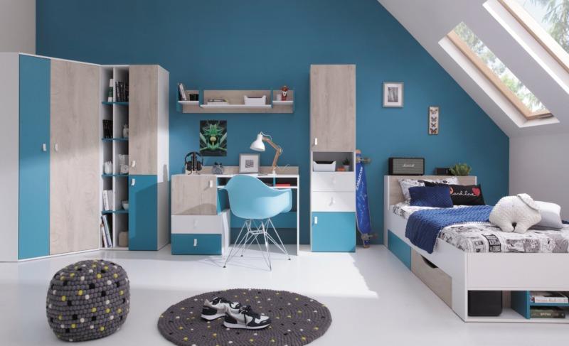 Detské izby - ako zariadiť chlapčenskú a dievčenskú izbu?
