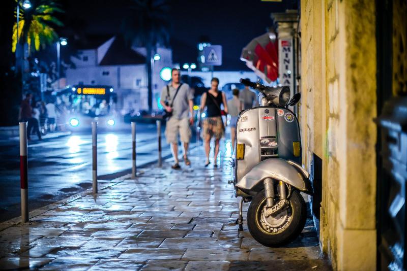 Jedinečná značka motocyklov Vespa: Aká je jej história?