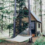 8 inšpirácii na drevené chatky uprostred divočiny